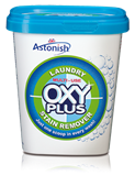 Astonish Oxy Plus za fleke 350g